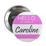 "Caroline 2.25"" Button (100 pack)"