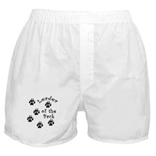 DOGGY Leader of the Pack Boxer Shorts