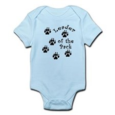 DOGGY Leader of the Pack Infant Bodysuit