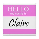 Claire Tile Coaster