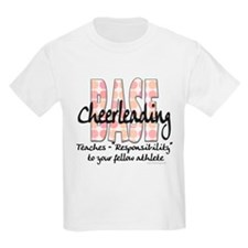 Cheer Base Polka Dot T-Shirt