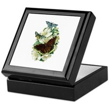 Butterflies 4 Keepsake Box