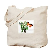 Butterflies 8 Tote Bag