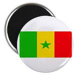 Senegal Blank Flag Magnet