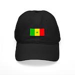 Senegal Blank Flag Black Cap