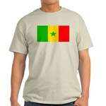 Senegal Blank Flag Light T-Shirt