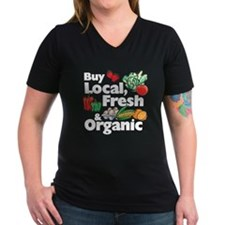 Buy Local Fresh & Organic Shirt