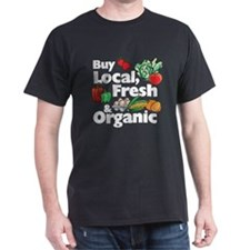Buy Local Fresh & Organic T-Shirt