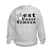West Coast Samoan Sweatshirt