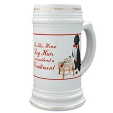 Butler Dog Hair Stein