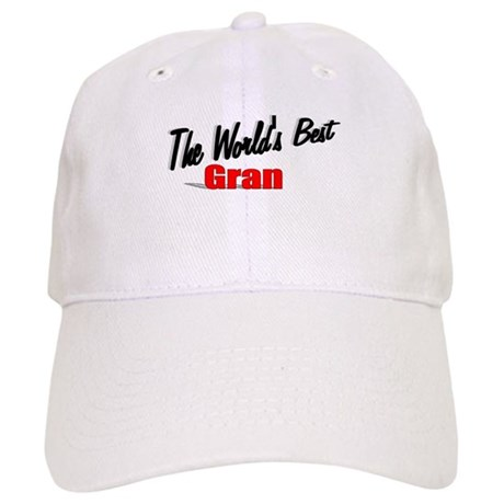 """The World's Best Gran"" Cap"