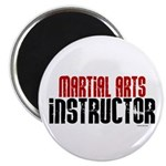 Martial Arts Instructor 2 Magnet
