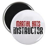 Martial Arts Instructor 2 Magnet