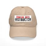 Martial Arts Instructor 2 Cap