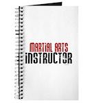 Martial Arts Instructor 2 Journal