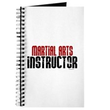Martial Arts Instructor 2 Journal