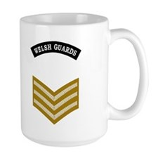Welsh Guards LSgt<BR> 443 mL Mug 3