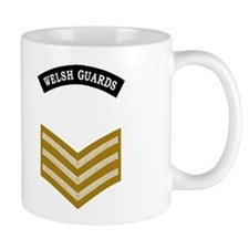 Welsh Guards LSgt<BR> 325 mL Coffee Mug 3