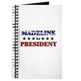 MADELINE for president Journal