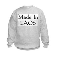 Made In Laos Sweatshirt