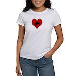 I heart Piano Women's T-Shirt