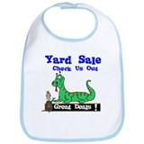 Great Deals Yard Sale. Bib