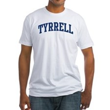 TYRRELL design (blue) Shirt