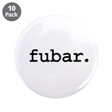 "fubar. 3.5"" Button (10 pack)"