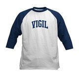 VIGIL design (blue) Tee