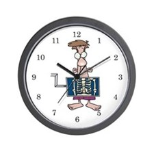 X-ray Wall Clock