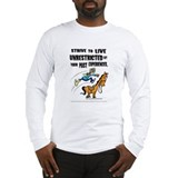 Live Unrestricted Long Sleeve T-Shirt
