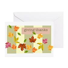 Thanksgiving Greeting Cards (Pk of 10)