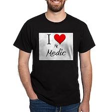 I Love My Medic T-Shirt