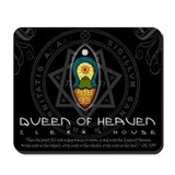 Queen of Heaven Magickal, Mystical Mousepad
