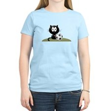 Soccer Kitty T-Shirt