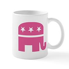 Unique Woman republican Mug