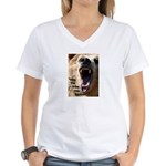 Survivor Women's V-Neck T-Shirt