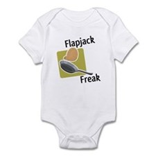 Flapjack Freak Infant Bodysuit