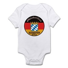 Schaefer Oktoberfest Infant Bodysuit