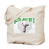 Get Jiggy With It Tote Bag