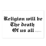Religion Postcards (Package of 8)