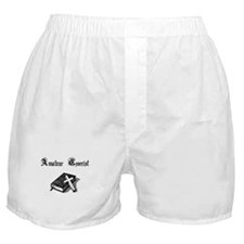 Amateur Exorcist Boxer Shorts