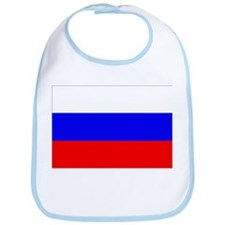 Russian Flag Bib