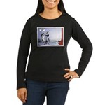 WTD, Holiday '07 Women's Long Sleeve Dark T-Shirt