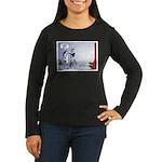 WTD, Holiday '07 Women's Long Sleeve Dark T-Shirt