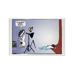 WTD, Holiday '07 Rectangle Magnet (100 pack)