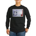 WTD, Holiday '07 Long Sleeve Dark T-Shirt