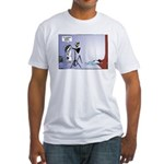 WTD, Holiday '07 Fitted T-Shirt