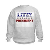 LITZY for president Jumpers