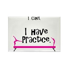 practice Rectangle Magnet (10 pack)